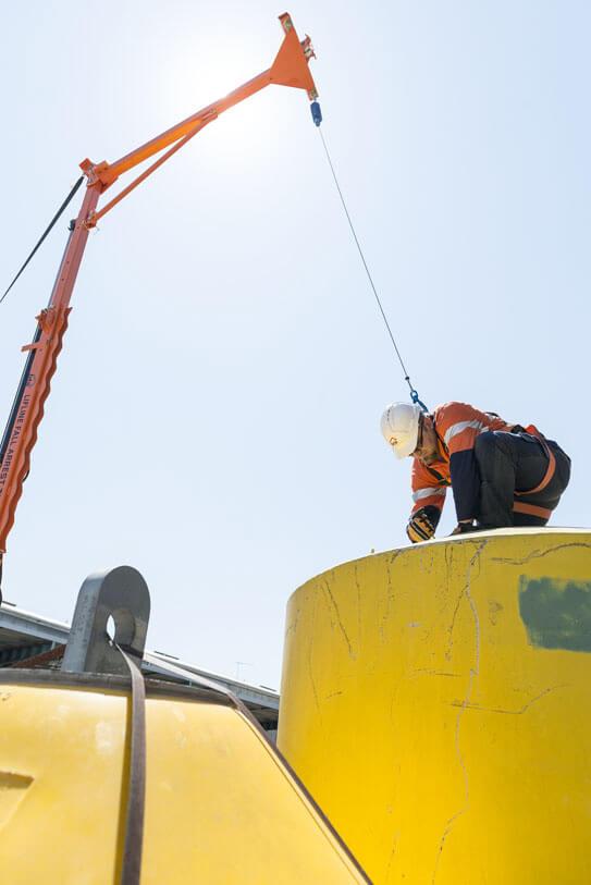 MRSC Working engineered height safety